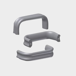 Aluminum Bridge Handles suppliers in Bangalore, India